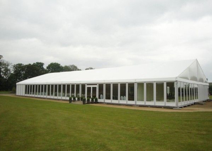 1000 People Canopy Marquee Party Tent for Romantic Wedding 3-40m Width