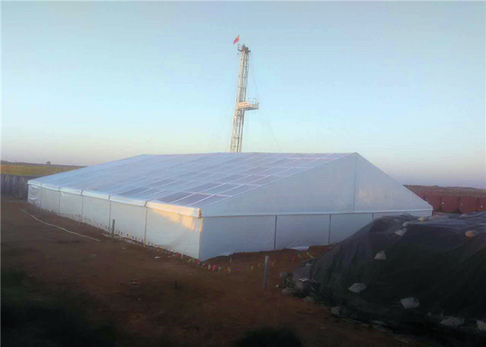 Aluminum Alloy Large Industrial Warehouse Tent With120km/H Wind Load